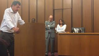 Woman gets three years in prison for causing crash that nearly killed Cleveland man