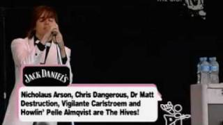 The Hives-Abra Cadaver(Live)