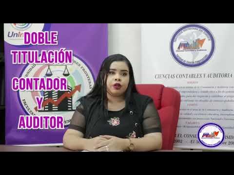 Entrevista a la alumna de Ciencias Contables y Auditoria