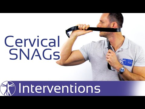 Cervical SNAGs |