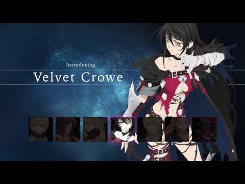 Tales of Berseria - Character Trailer: Velvet | PS4, PC (Steam)