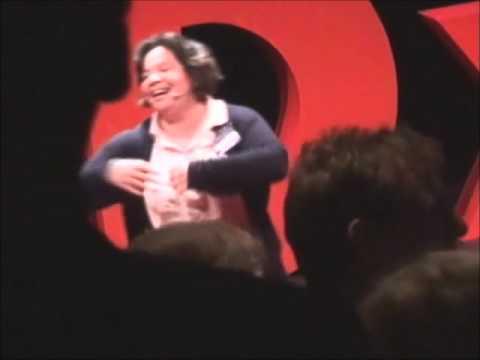 Laughter Yoga: Sharon de Meneges at TEDxUtrechtUniversity