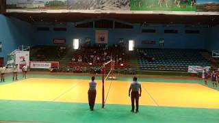 Western Region Volleyball Association vs Jawalakhel VOlleyball Training Ceter