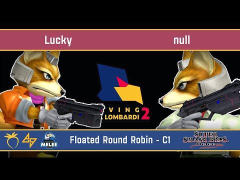 Saving Mr. Lombardi 2 - Lucky (Fox) VS TNC | Null (Fox) - SSBM - Floated Round Robin (C1)