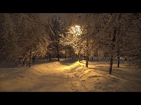 Мега снегопад в Москве  4 февраля 2018 г