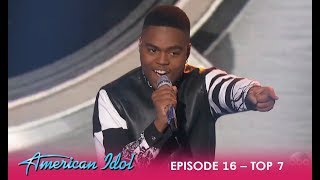 Video Michael J. Woodard: Blows The ROOF Off With Prince Performance | American Idol 2018 download MP3, 3GP, MP4, WEBM, AVI, FLV Mei 2018