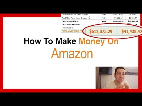 How To Make Money On Amazon - How To Make Money Online Using Amazon!