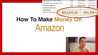 Https://goo.gl/hhe3sl - get videosniper pro in this video i am going to show you how make money on amazon! what will be talking about detail is t...