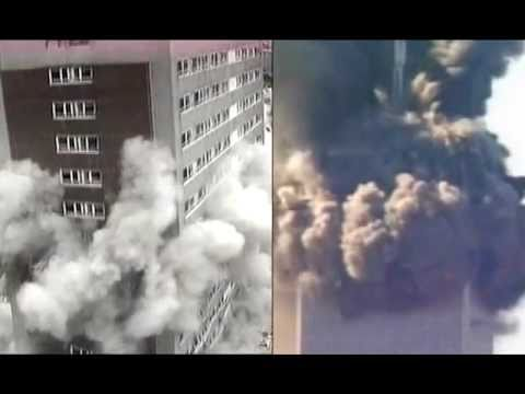 9/11: WTC1 vs. Controlled Demolition