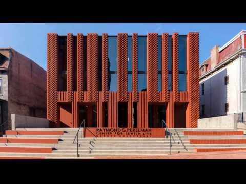 2017 AIASF Design Awards / CENTER FOR JEWISH LIFE, DREXEL UNIVERSITY