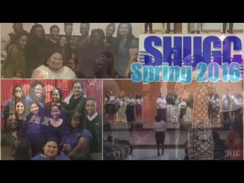 Seton Hall University Gospel Choir - 2015/16 Memory Mash Up