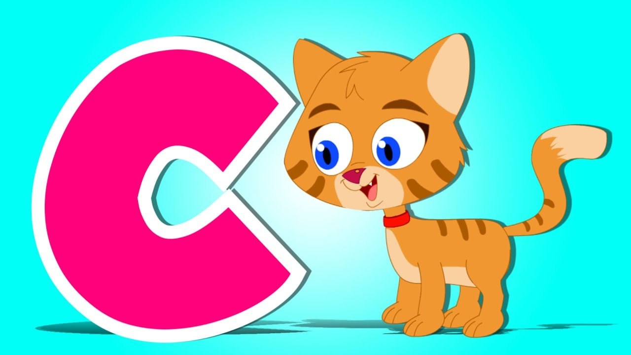 Phonics Song Letter C Nursery Rhyme Song For