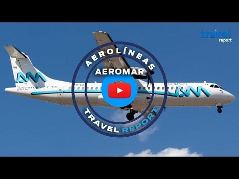7 razones para volar con Aeromar