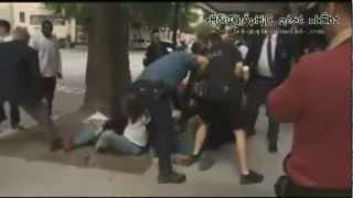 BUSTED on Street! Citizens Arrest!! Sandoval TAKE Down! Westlake DON