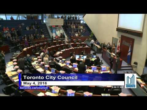 City Council - May 4, 2016