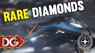 Star Citizen 3.3.6 - RARE DIAMONDS