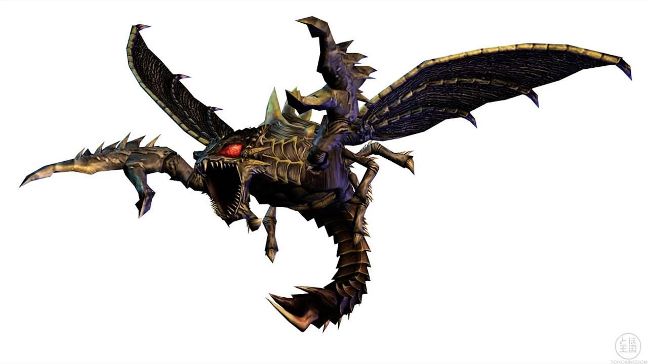 Megaguirus Roars & SFX from Godzilla: Unleashed (Wii ...