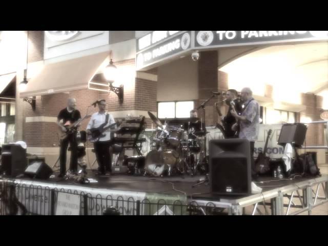 "Richard Walton Group ""Across The Tracks"" (live) courtesy of Mark McDonald"