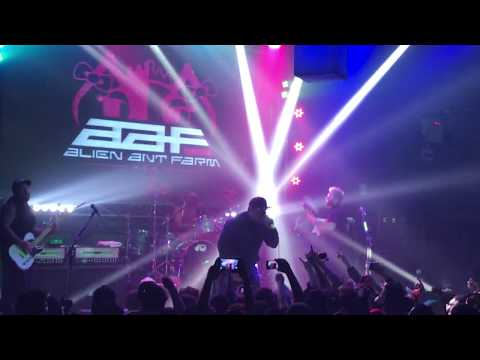 Alien Ant Farm Chile 2017 [Full Show]