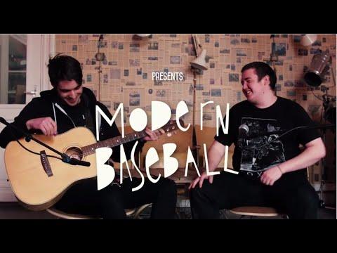 Modern Baseball - Fine, Great // Mr Blackbird Session