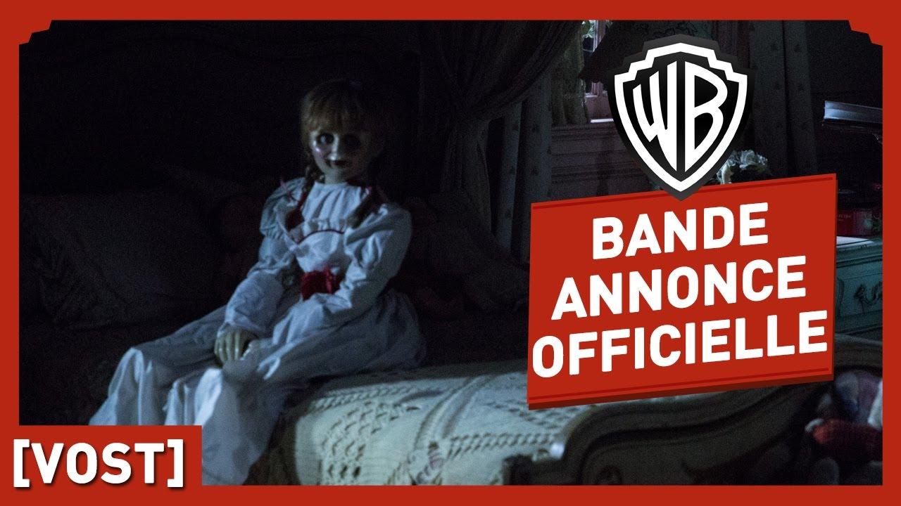 Annabelle 2 : la Création du Mal - Bande Annonce Officielle 2 (VOST) - David F. Sandberg