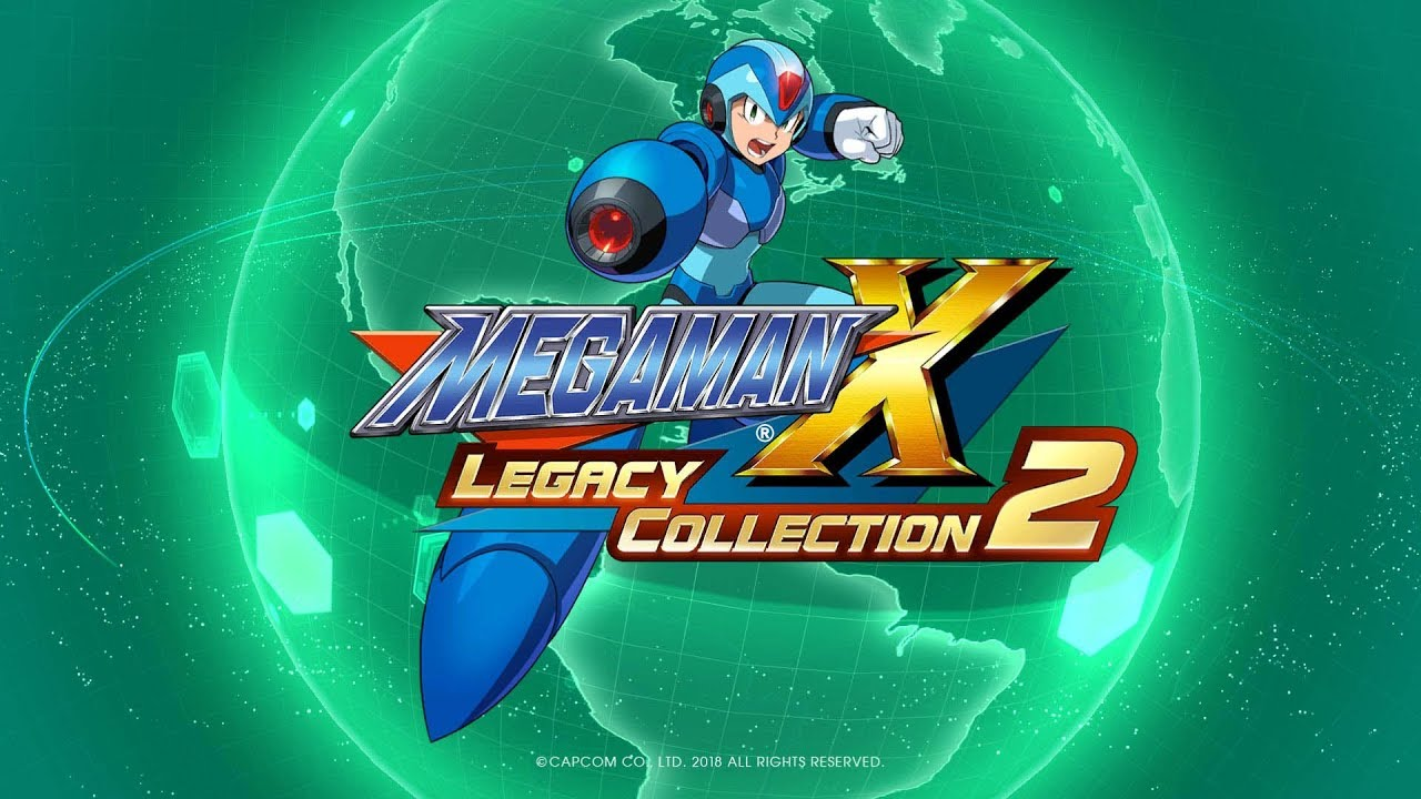 PS4『Mega Man X Legacy Collection 2』宣傳影片