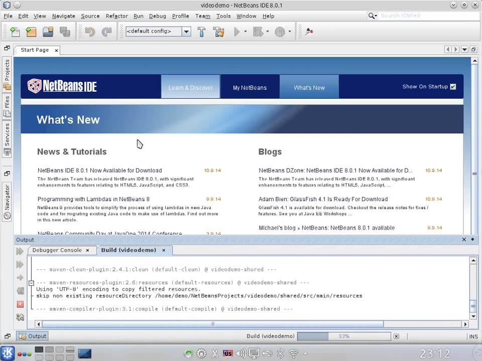 HTML+Java APIs & JerseyFaces