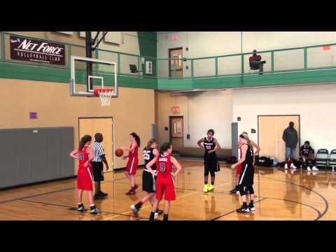 Grace Fortmann #5 July & Sept 2014 Basketball