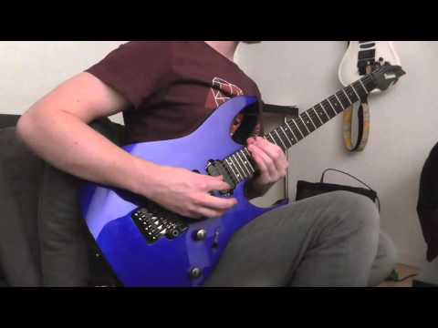 Gojira - Vacuity (Guitar Cover)
