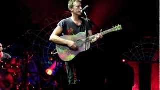 Coldplay - Charlie Brown - Brooklyn 12/30/12
