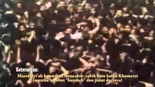 Kematian Khomeini Yang Tragis (1)