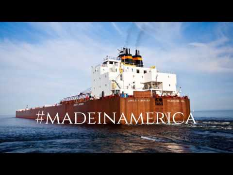 Made in America - The Interlake Steamship Company