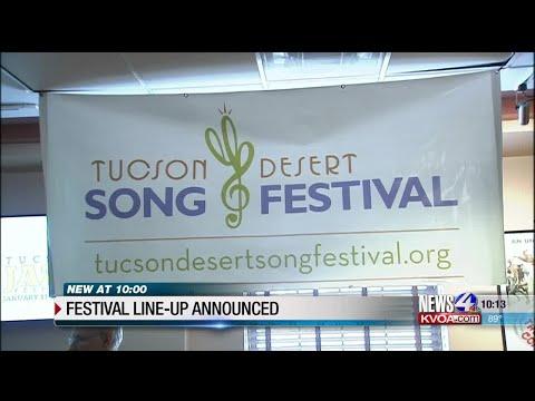 Tucson music festivals announce 2019 line-up