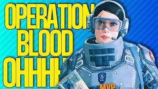 OPERATION BLOOD OHHH MY GOODNESS THE MINES | Rainbow Six Siege thumbnail
