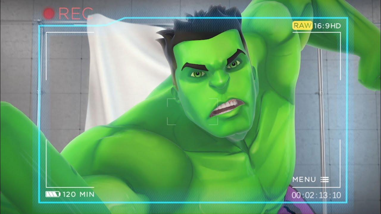 Marvel Avengers Academy: Character Trailer - YouTube