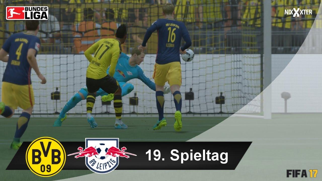 Download Borussia Dortmund vs RB Leipzig Bundesliga 19. Spieltag All Goals | FIFA 17 Bundesliga Prognose