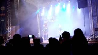 Лора Караджова feat Kristo - Повече от всичко - concert  live Varna ДЗИ
