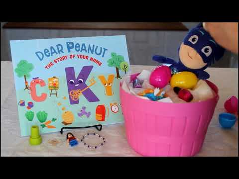 10 Non-Candy Alternatives for Toddler Easter Baskets