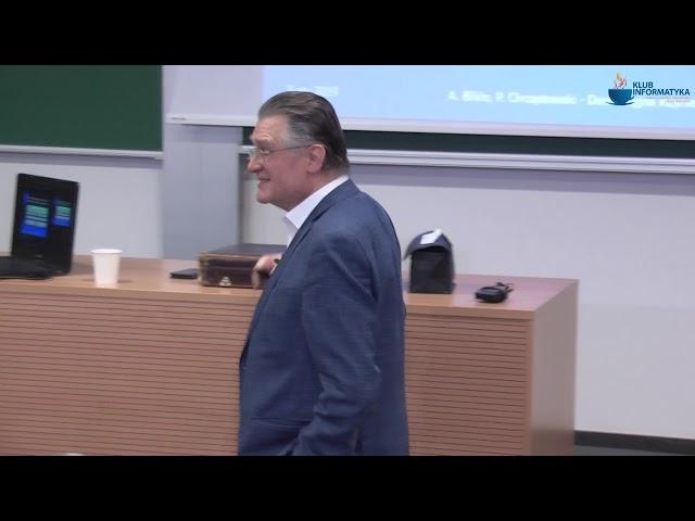 Klub Informatyka PTI. O denotacyjnej inżynierii oprogramowania - wykład.