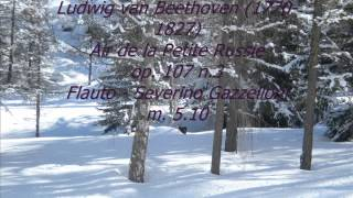 GAZZELLONI 1 Classica flauto