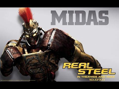 Real Steel (Живая сталь) часть 2 MIDAS vs ZEUS