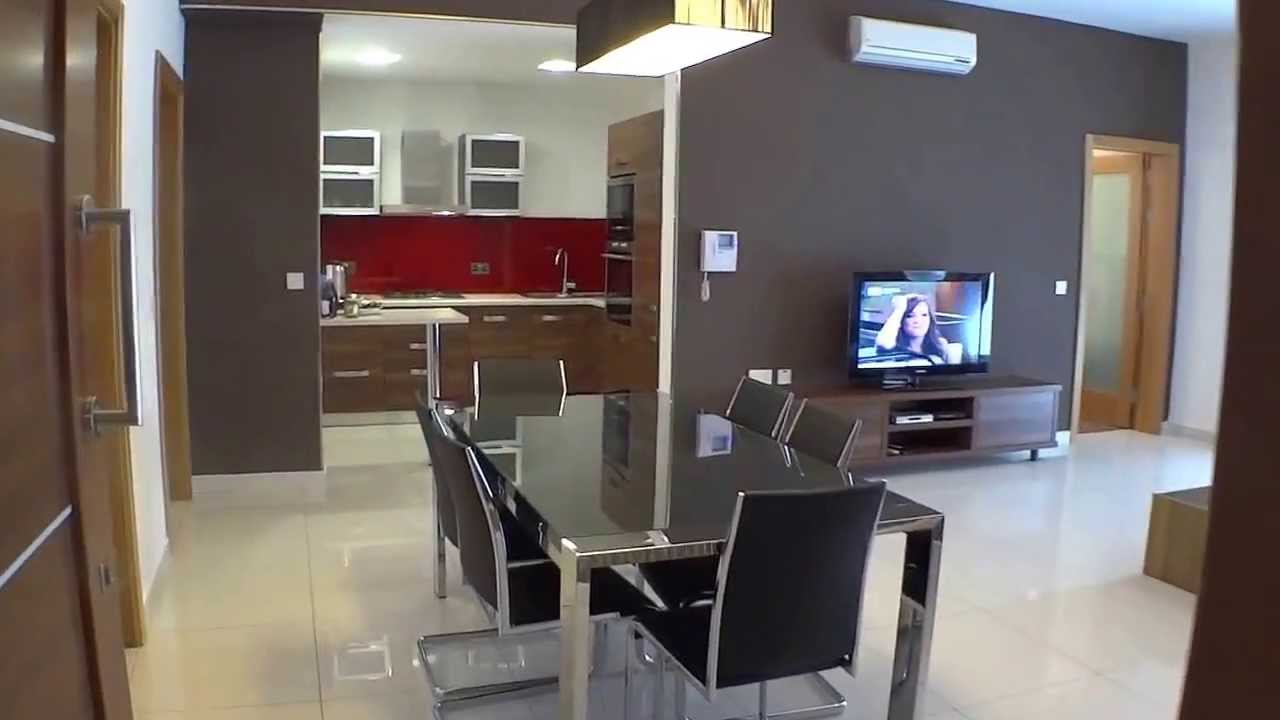 Super Modern Holiday Apartment To Rent In Malta Mellieha   Vacation Rental  R056