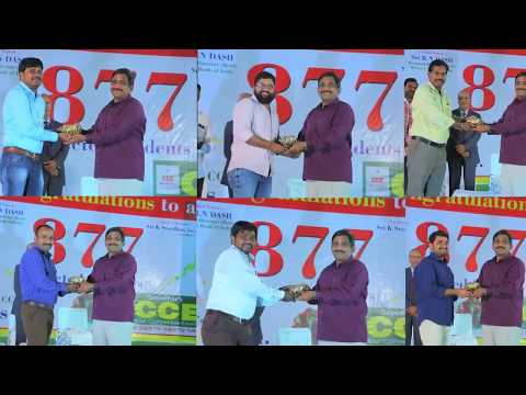 Journey of Sreedhar's CCE, Hyderabad.