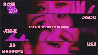 Blackpink FOREVER YOUNG Rearranged Version Download Link.mp3