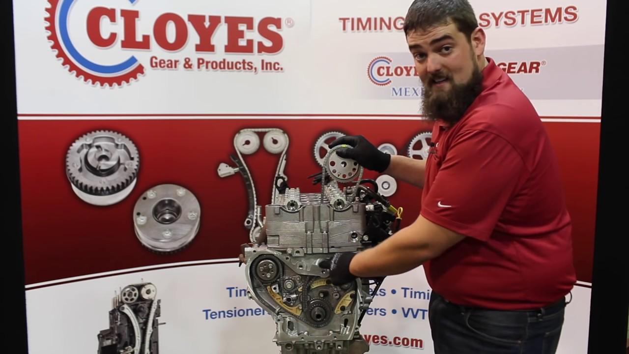Gm Ecotec 2 Timing Installation Tips Nonvvt Cloyes 9 4201s 0 Turbo Vvt Engines 4202s