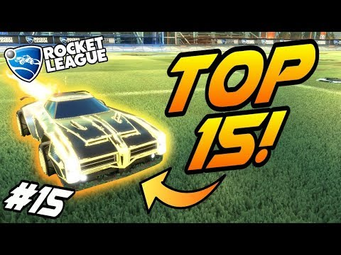 Rocket League GOALS/FREESTYLES #15! - Top 15 Best Goals, Plays, Funny Moments (Montage)