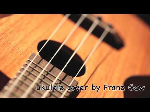 Ukulele cover of Better Together (Jack Johnson) - Franz Gaw