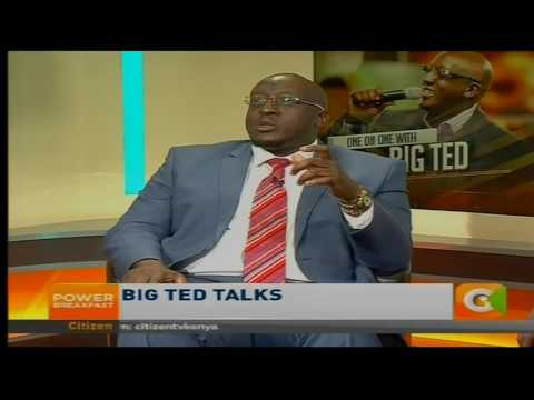 Power Breakfast: Big Ted Talks