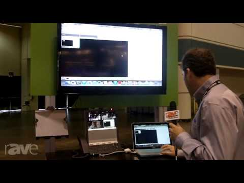 InfoComm 2013: Vidtel Shows Off Web RTC Data Sharing