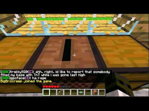 minecraft how to make a jukebox and get music disc's